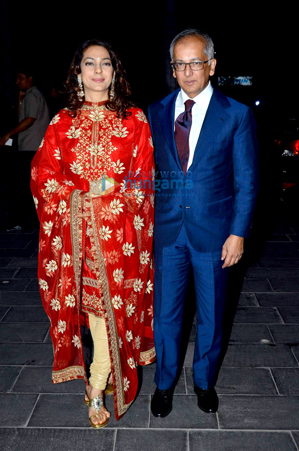 Juhi Chawla, Jay Mehta
