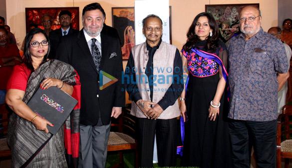 Rishi Kapoor, Deepak Shinde, Shyam Benegal