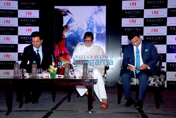 Rohit Khilnani, Amitabh Bachchan, Biswajit Chakraborty