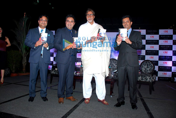 Biswajit Chakraborty, Ajay Mago, Amitabh Bachchan, Rohit Khilnani