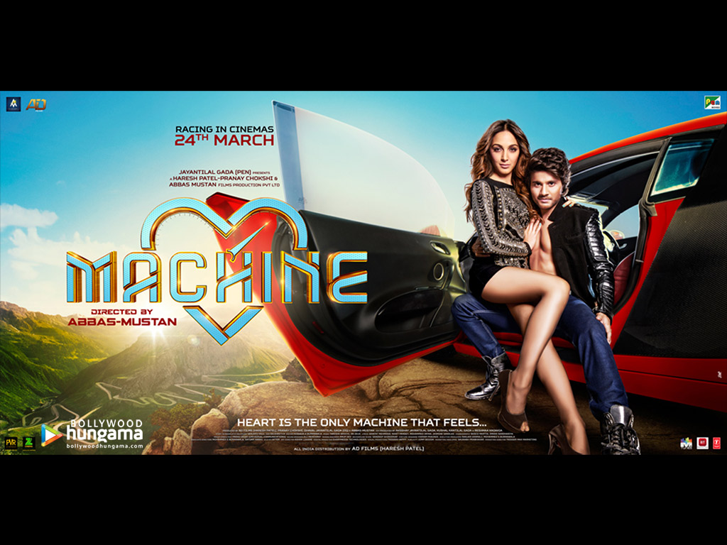 machine 2017 wallpapers | machine-5 - bollywood hungama
