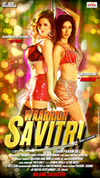Warrior Savitri 2016 720p Hindi Full Movie HD Download Bluray 1GB