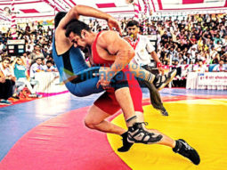 Movie Stills Of The Movie Sultan
