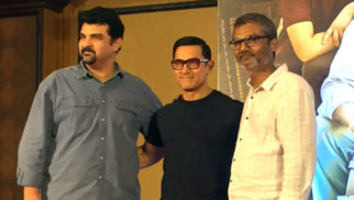 Aamir Khan Unveils Poster Of 'Dangal'