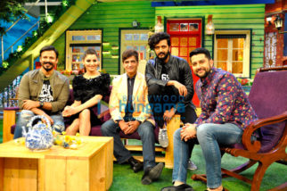 Promotions of 'Great Grand Masti' on The Kapil Sharma Show