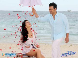Movie Wallpaper Of Tera Intezaar