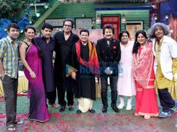 Chandan Prabhakar, Rochelle Rao, Kapil Sharma, Talat Aziz, Anup Jalota, Pankaj Udhas, Kiku Sharda, Ali Asgar, Sunil Grover