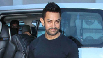 Aamir Khan Shoots A Promotional For 'Dangal'