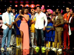 Promotions of 'Mohenjo Daro' on the sets of Dance +