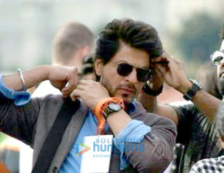 On The Sets Of The Film Shah Rukh Khan-Imtiaz Ali's Next