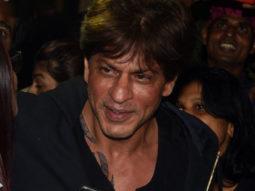 Shah Rukh Khan Spotted At Shankar Mahadevan's Studio