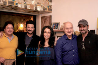 Suchitra Krishnamoorthi's party for The Vamps