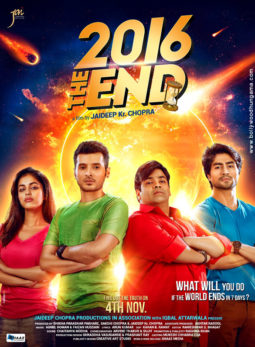 First Look Of The Movie 2016 The End