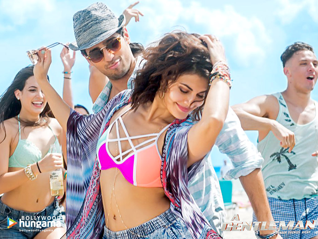 a gentleman 2017 wallpapers | a-gentleman-04 - bollywood hungama