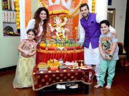 Bakhtiyaar Irani & Tanaz Irani celebrates Ganesh Chaturthi