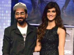Kriti, Ayushmann At The Launch Of 3rd Celebrity Fashion Line