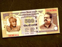 Motion Poster Gandhigiri