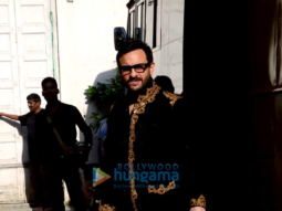 Saif Ali Khan & Kareena Kapoor Khan shoot for Bazaar Bride magazine