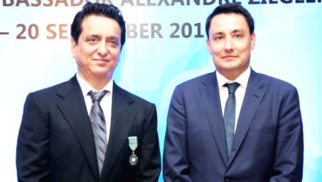 Sajid Nadiadwala Conferred With French Honour