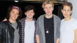 The Vamps Collaborates With Kaveri Kapur