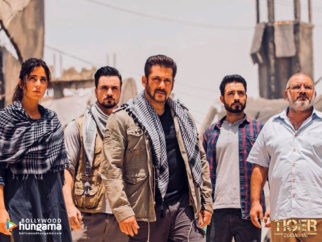Wallpaper Of The Movie Tiger Zinda Hai
