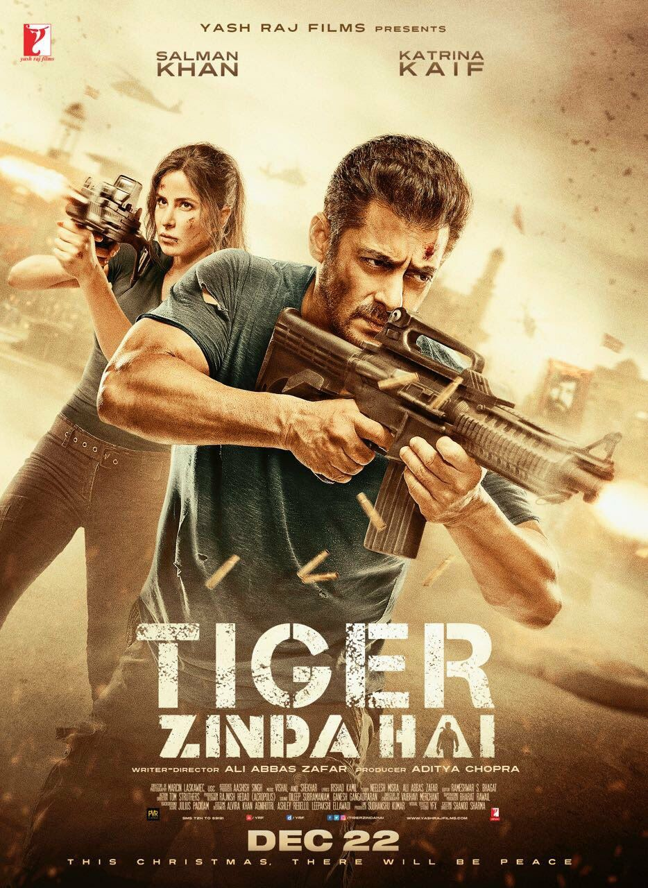 Movie Review: Tiger Zinda Hai is a high-octane masala entertainer