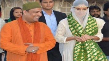 Katrina Kaif visits the holy tomb of Salim Chishti in Fatehpur Sikri