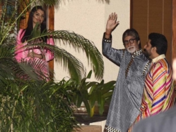 Amitabh Bachchan's Star-Studded Birthday Bash