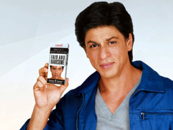 Shah Rukh Khan's Photoshoot For Fair And Handsome