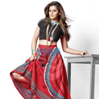 Celebrity Photos Of The Taapsee Pannu