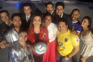 Varun, Alia, Sachin, Dhoni's BUD-MOMENT At 'Hero ISL'