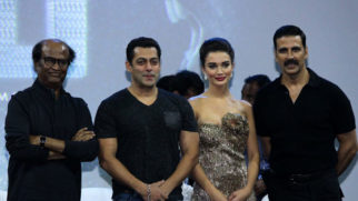 Rajinikanth, Salman Khan, Akshay Kumar's DHAMAKA At 2.0's First Look Launch