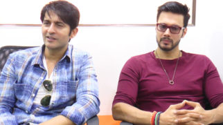 Rajniesh Duggall, Hiten Tejwani's EXCLUSIVE On Saansein, Demonetisation video