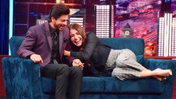 Shah Rukh Khan and Anushka Sharma in a light hearted moment video
