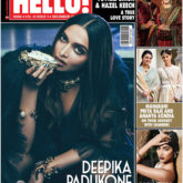 Check out Deepika Padukone looks fierce on Hello magazine cover