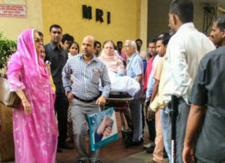 Dilip Kumar gets discharged from the hospital