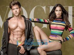 Celebrity Photos of Hrithik Roshan & Lisa Haydon