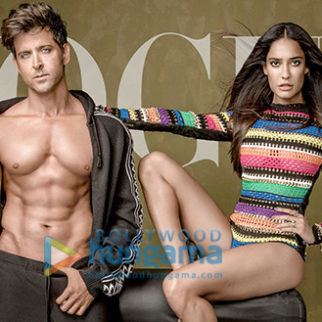 Celebrity Photos of Hrithik Roshan & Lisa Haydon