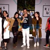Hrithik Roshan launches Shobhaa De's daughter Anandita De's blog