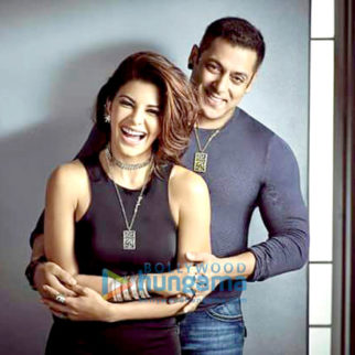 Celebrity Photos of Jacqueline Fernandez & Salman Khan