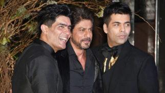 Shah Rukh Khan, Virat Kohli, Anushka Sharma At Manish Malhotra's 50th Birthday Bash video