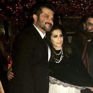 Here's a sneak peek into Anil Kapoor's birthday celebrations