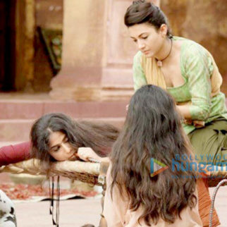 Movie Still From The Movie Begum Jaan