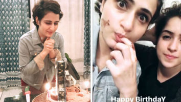 Fatima Sana Shaikh celebrates her birthday with her best friend Sanya Malhotra-1