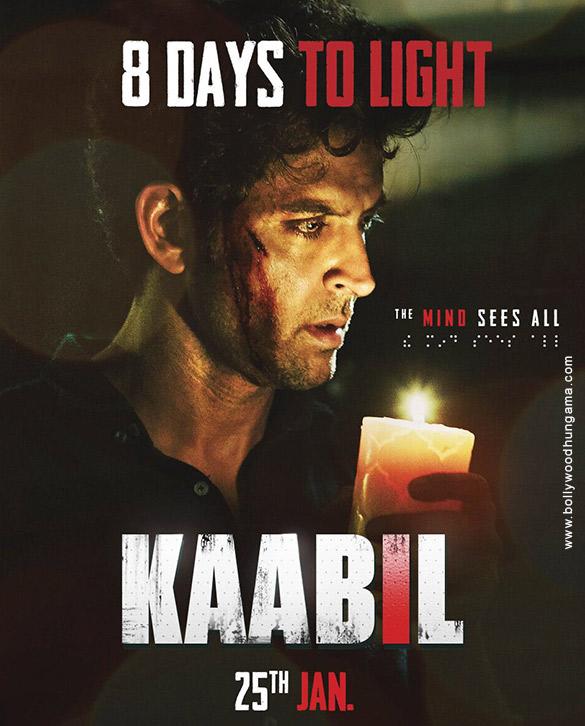 KAABIL (2017) con HRITHIK ROSHAN + Jukebox + Sub. Español + Online Kaabil-14