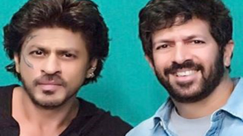 Kabir Khan shares a picture of SRK from Tubelight