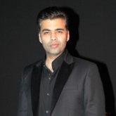 Karan Johar recalls calling Shah Rukh Khan