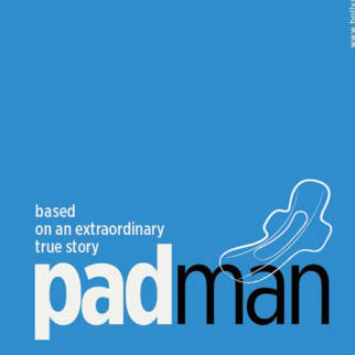 First Look From The Movie Pad Man