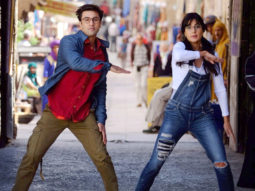Ranbir Kapoor does a Salman Khan, goes shirtless for shoot with Katrina Kaif for Jagga Jasoos