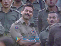 Movie still from the Movie Rangoon